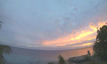 Bonaire Gopro timelapse May 25 thru June 03 sunsets