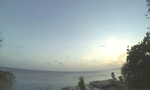Bonaire Gopro timelapse of 2014-06-18 sunset