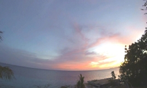 Bonaire Gopro timelapse of 2014-06-20 sunset