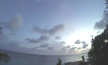 Bonaire Gopro timelapse of 2014-06-22 sunset