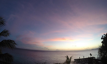 Bonaire Gopro timelapse of 2014-09-14 sunset